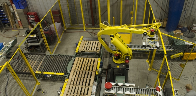 Material Handling Equipment/ Systems – Tuttle, Inc